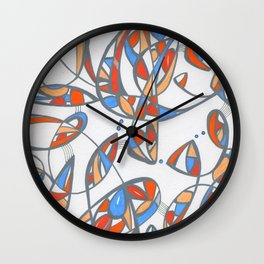 New Journey Wall Clock