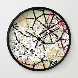 I like to Ride my Bicycle  Wall Clock