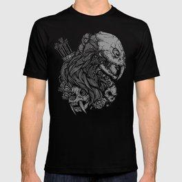 Prehistoric Girl T-shirt