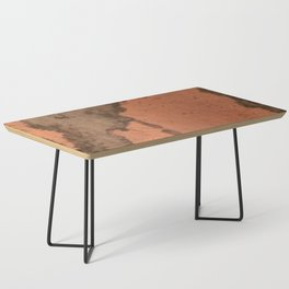 Tarnished Copper rustic decor Coffee Table