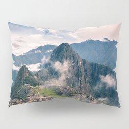 Mountain Peru Pillow Sham