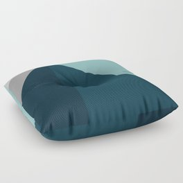 Geometric 1702 Floor Pillow