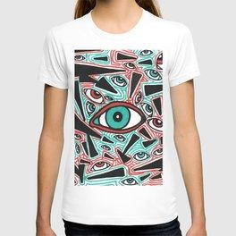 Angled Glare T-shirt