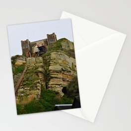 East Cliff Lift Stationery Cards