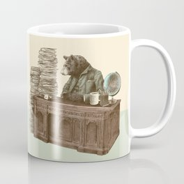 Bearocrat Coffee Mug