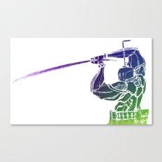 Spectral Guardian. Canvas Print