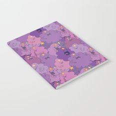 Lumpy Space Princess Notebook
