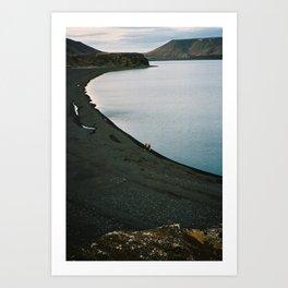 Iceland #3 Art Print