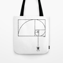 Golden Section in Nature Tote Bag