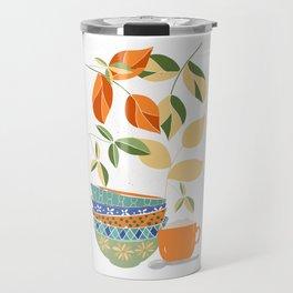Happy Kitchen Travel Mug