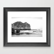 Bay of Islands Framed Art Print