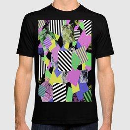 Crazy Squares - Abstract, Geometric Pop Art T-shirt