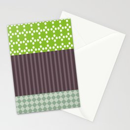 nice pattren Stationery Cards