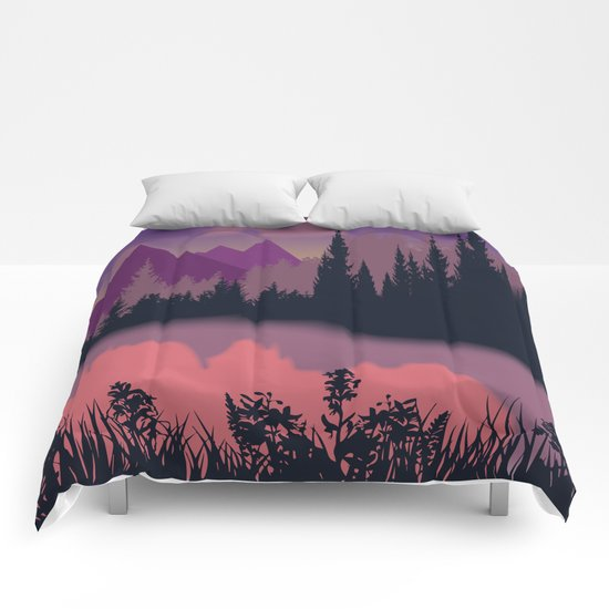 My Nature Collection No. 23 Comforters