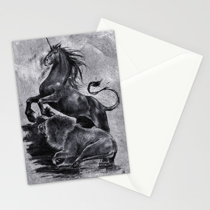 The Savage and The Untamed Stationery Cards