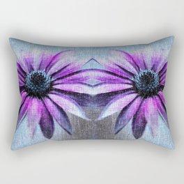 Daisy Twins Rectangular Pillow