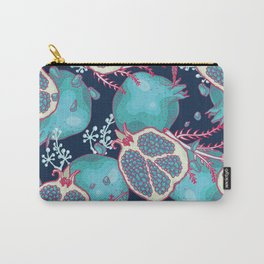 pomegranate garden Carry-All Pouch