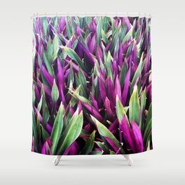 Two Sided Shower Curtain