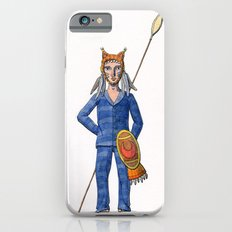 Lynx Warrior iPhone 6s Slim Case