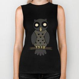 Night owl Biker Tank