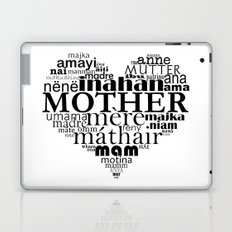 Mother (multilingual) Laptop & iPad Skin
