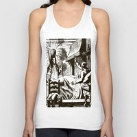 sandman Tank Tops featuring The Sandman by DOOMSDAY