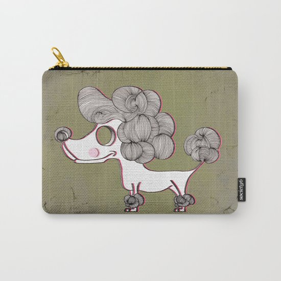 the city dog Carry-All Pouch