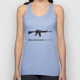 Black Guns Matter Unisex Tank Top