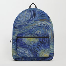 The Starry Night Backpack