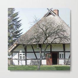 Farmhouse20150401 Metal Print