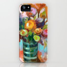 Bloom Fresh iPhone Case