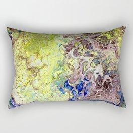"""""""Reptilian Nature"""" Rectangular Pillow"""