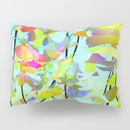 showers bring flowers Pillow Sham