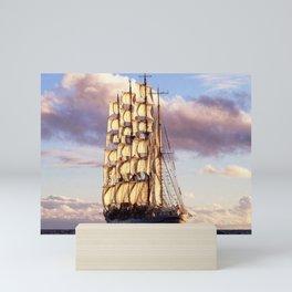 Ship Mini Art Print