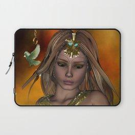 Beautiful fantasy women Laptop Sleeve