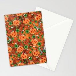 Petri dish Stationery Cards