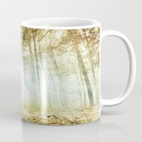 lotr Mugs featuring Lothlórien by The Last Sparrow