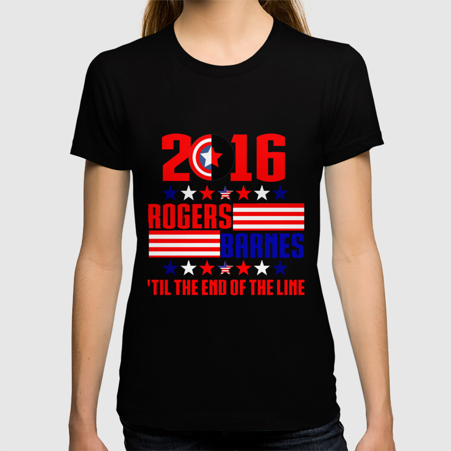 rodgers t shirt