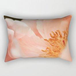Paeonia #3 Rectangular Pillow