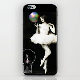 Buster & the Ballet Dancer iPhone Skin