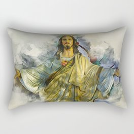 Prescence Of God Rectangular Pillow