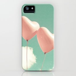 Looking over you iPhone Case