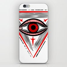 Sauron's second cousin iPhone & iPod Skin