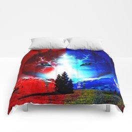Fox Vision Comforters