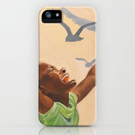 Stages of Life: Release iPhone Case
