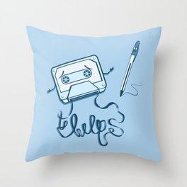 Help! Throw Pillow