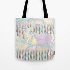 Deer Forest Tote Bag