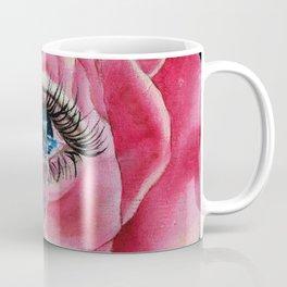 Rose tear Coffee Mug