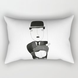 The Kid Rectangular Pillow