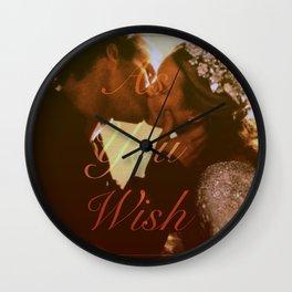 "As You Wish (""The Princess Bride"" 1987) Wall Clock"